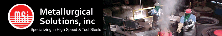 Metallurgical Solutions, inc